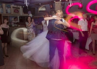 Paluch-Csató Marietta és Paluch Attila esküvője - Zátony Music Pub